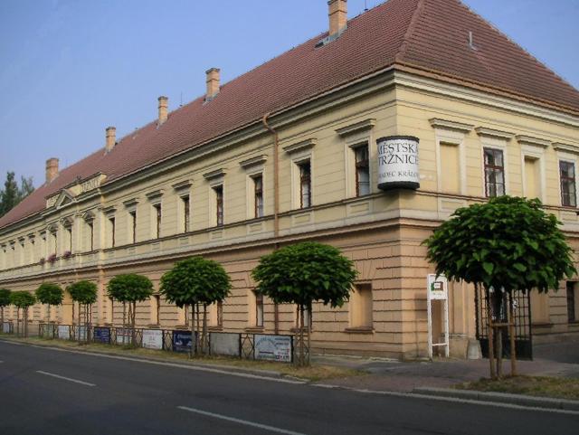 Gayerova kasárna Hradec Králové